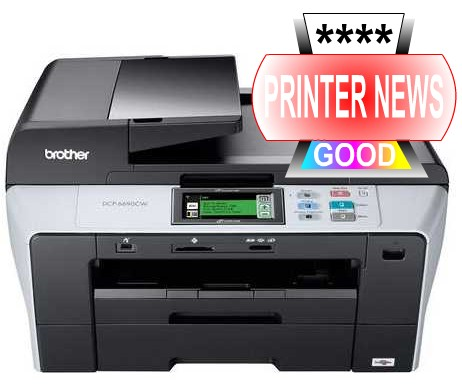 Brother DCP-6690CW A3 Printer Reviews