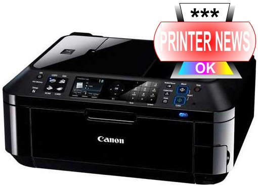 Canon  Pixma MX420 Printer Review