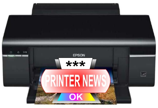 Epson Stylus Photo P50 Printer Review