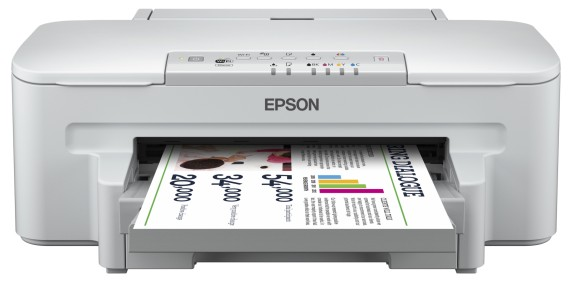 NEW Epson Expression Work Force WF-3010 DW