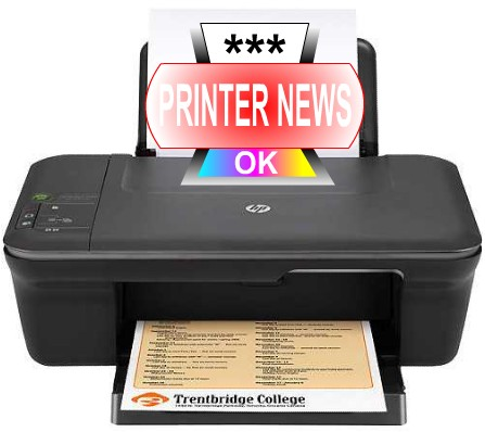 New HP Deskjet 1050A