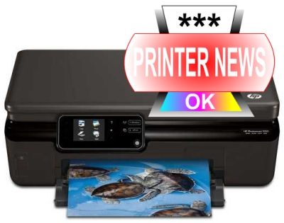 HP Photosmart 5510 Printer Reviews