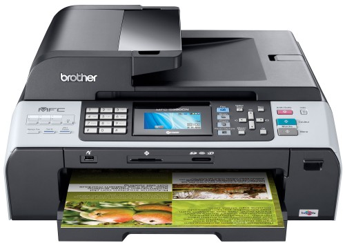 Brother MFC-5890CN Printer Review