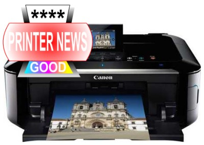 Canon Pixma MG5350 Review
