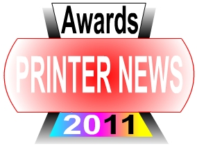 Printer Awards Logo 2011