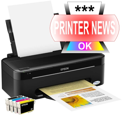 Epson Stylus S22 Printer Review